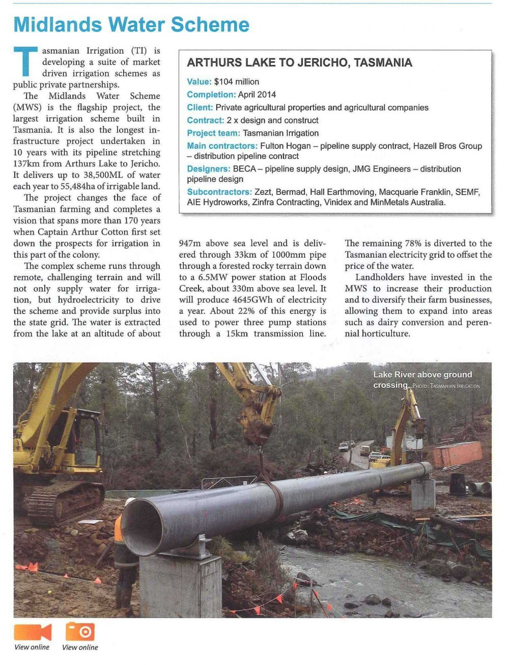 Engineers Australia Mag April 2014 Mws