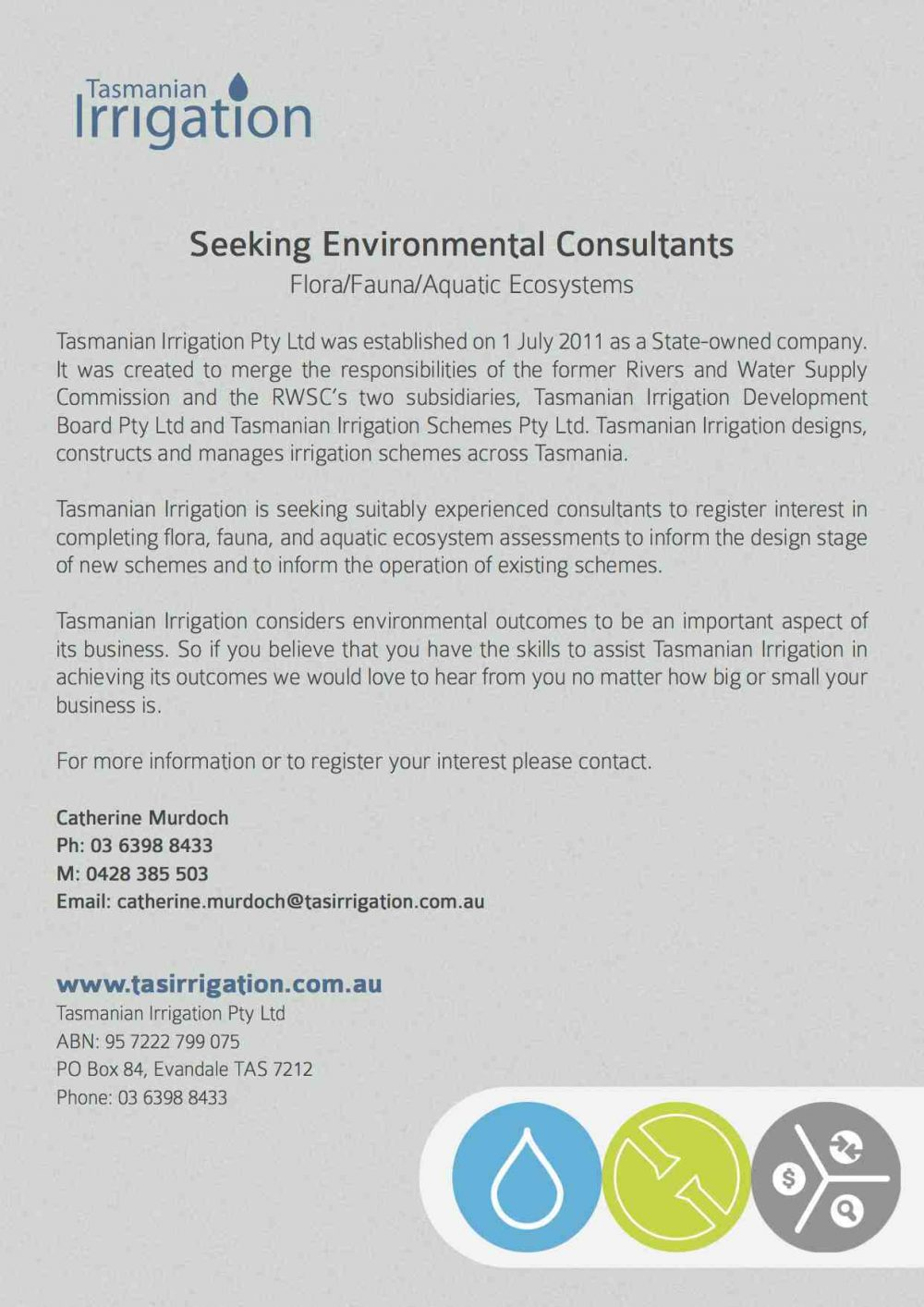 Environmental Advert Web A4 V5
